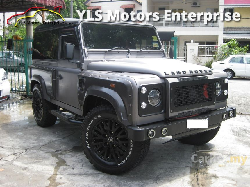 1985 Land Rover Defender 2 5 (A) Diesel Fully Lock and Loaded Fully  Restored With many Upgrade Parts and Accessories KHAN Rims