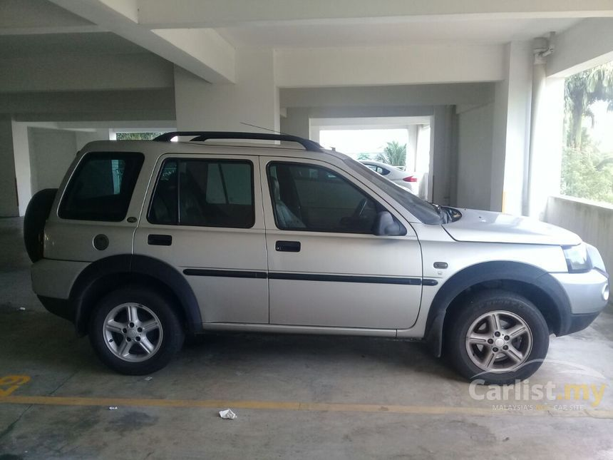 land rover freelander 2005 td4 2 0 in selangor automatic suv silver for rm 25 000 3495558. Black Bedroom Furniture Sets. Home Design Ideas