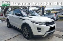 2012 Land Rover Range Rover Evoque 2.0 Si4 SUV-Imported New-Full Spec