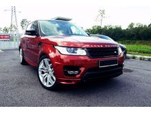 2013 Land Rover Range Rover Sport 5.0 Autobiography SUV