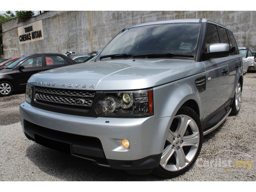 land rover range rover sport 2010 v8 hse 5 0 in selangor automatic suv silver for rm 209 500. Black Bedroom Furniture Sets. Home Design Ideas