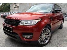 Land Range Rover Sport 5.0 V8 AUTOBIOG SUPER CHARGES