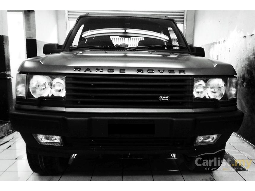Land Rover Range Rover Vogue Efi In Selangor Automatic