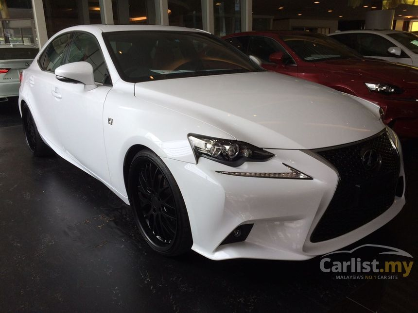 lexus is250 2013 f sport 2 5 in kuala lumpur automatic sedan white for rm 238 000 3633222. Black Bedroom Furniture Sets. Home Design Ideas