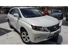 2014 Lexus RX270 2.7 SUV VERSION L FACELIFT PAKAGE UNREG
