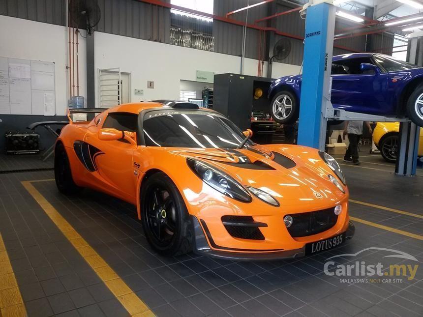 Lotus Exige 2009 S in Kuala Lumpur Manual Coupe Orange for RM