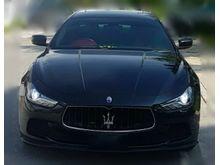 2014 Maserati Ghibli S 3.0