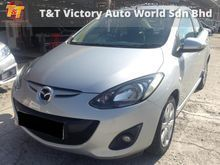 Mazda 2 1.5 V Sedan $$ APRIL CARNIVAL SALES $$ FULL LEATHER SEAT ** FULL SERVICE RECORD BY MAZDA ** SMOOTH ENGINE N GEARBOX ** WELL MAINTAINED **