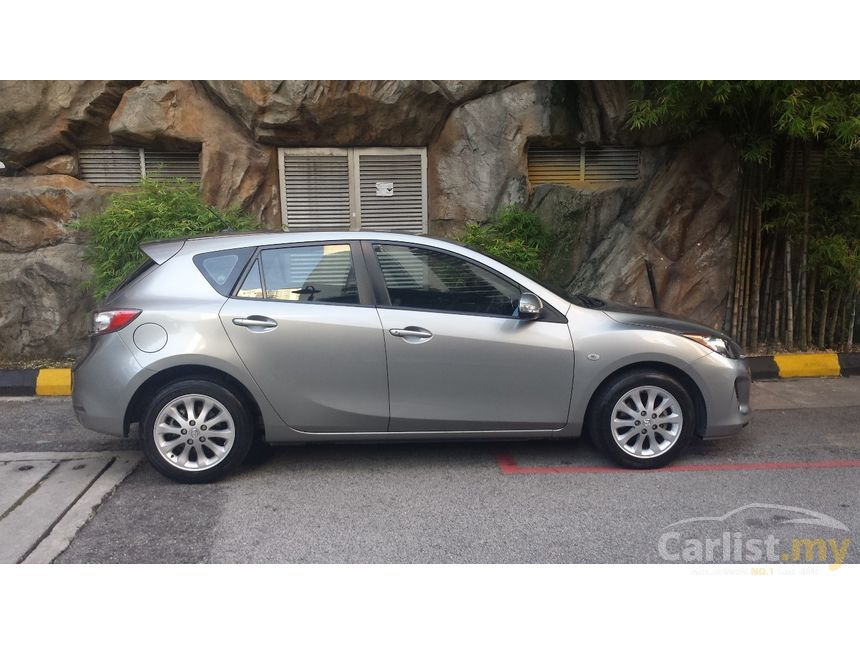 mazda 3 2013 gl 1 6 in kuala lumpur automatic hatchback silver for rm 66 500 3393901. Black Bedroom Furniture Sets. Home Design Ideas