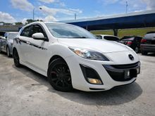 2012 Mazda 3 2.0 GLS Hatchback ORIGINAL FACTORY PAINT NAVIGATION WTIH REVERSE CAMERA ISOFIX LEATHER SEAT