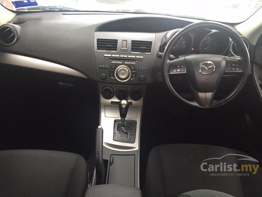 2012 Mazda 3 GL Hatchback