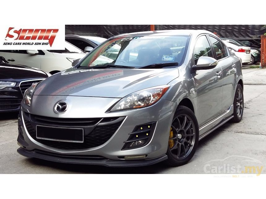 mazda 3 2013 gl 1 6 in selangor automatic sedan grey for. Black Bedroom Furniture Sets. Home Design Ideas