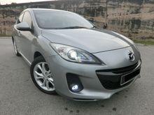 2014 Mazda 3 2.0 GL Sedan FULL SPEC NAVIGATION PADDLE SHIFT