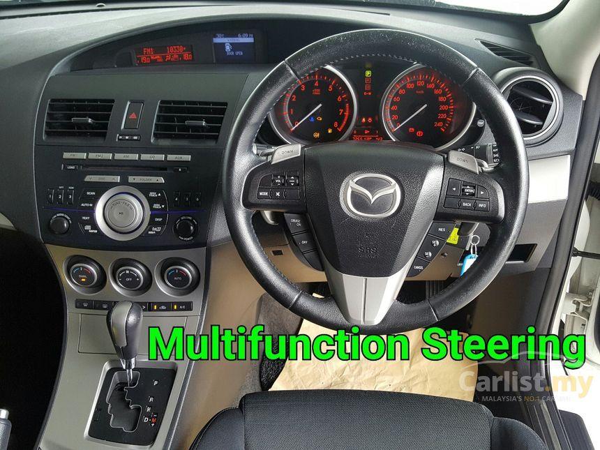 2010 Mazda 3 Sport Sedan