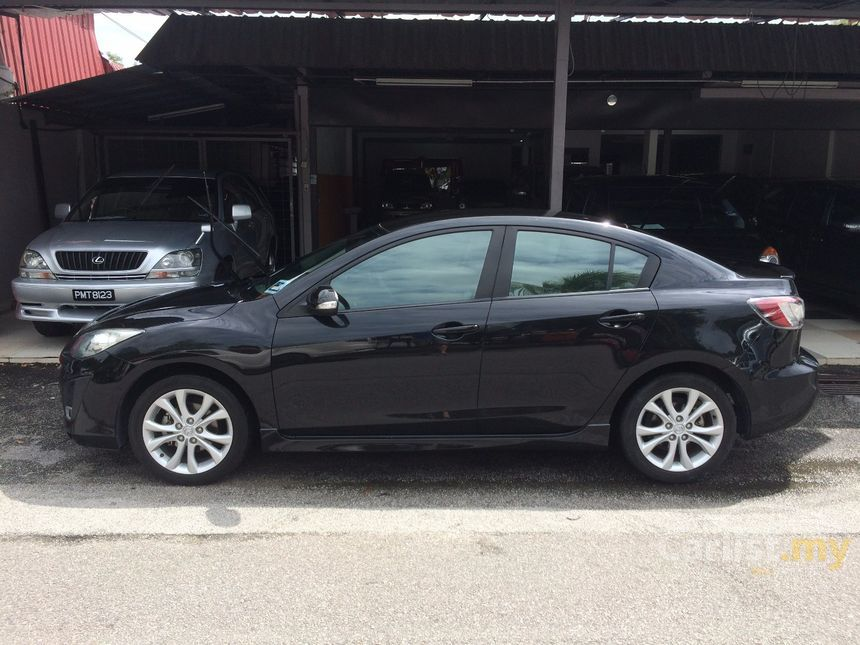 mazda 3 2010 sport activematic direct 2 0 in penang automatic sedan black for rm 52 800. Black Bedroom Furniture Sets. Home Design Ideas