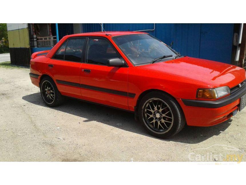 mazda 323 1994 familia 1 6 in kuala lumpur manual sedan. Black Bedroom Furniture Sets. Home Design Ideas
