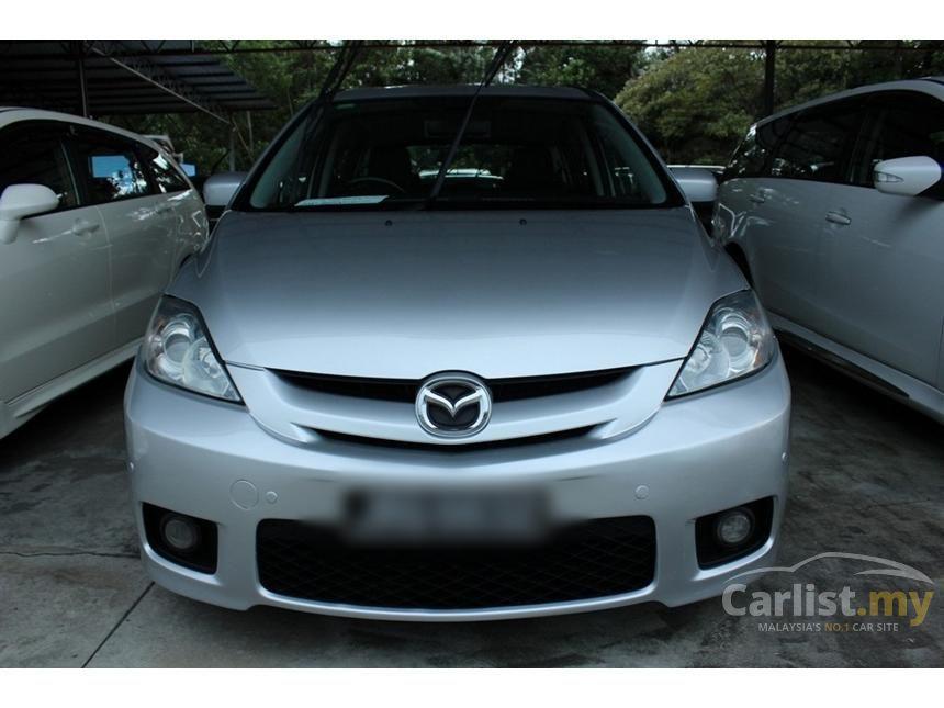 2006 Mazda 5 MPV