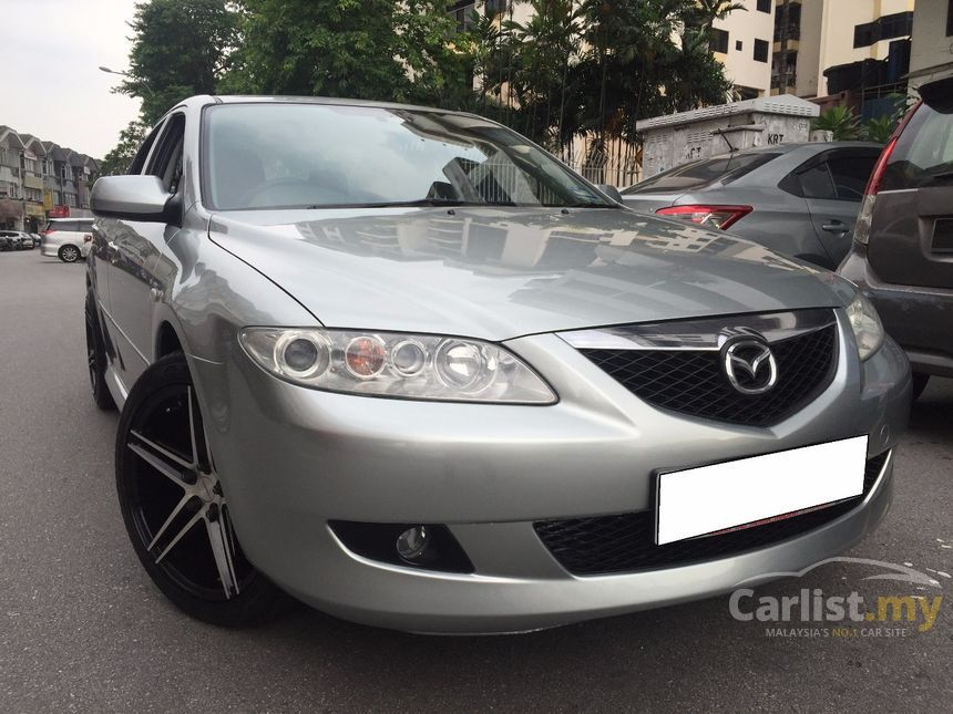 mazda 6 2006 2 0 in selangor automatic sedan silver for rm. Black Bedroom Furniture Sets. Home Design Ideas