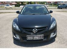 2009 Mazda 6 2.5 Sedan KEYLESS SUNROOF PADDLESHIFT