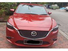 2015 Mazda 6 2.5 SKYACTIV-G Sedan