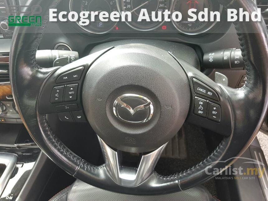 2013 Mazda 6 SKYACTIV-G Sedan