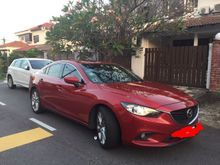 Fully Imported Mazda6 2013 for sale