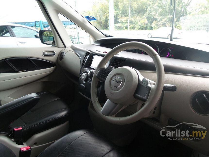 2014 Mazda Biante SKYACTIV-G MPV