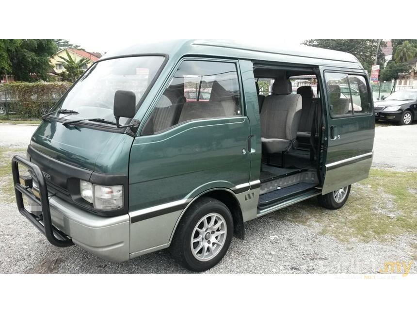 Mazda Bongo 1999 E1800 1.8 in Kuala Lumpur Manual Van ...