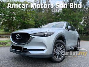 2019 Mazda CX-5 2.0 SKYACTIV-G GLS SUV FULLS ERVIES BY MAZDA UNDER MAZDA WARRENTY LOW MILEAGE