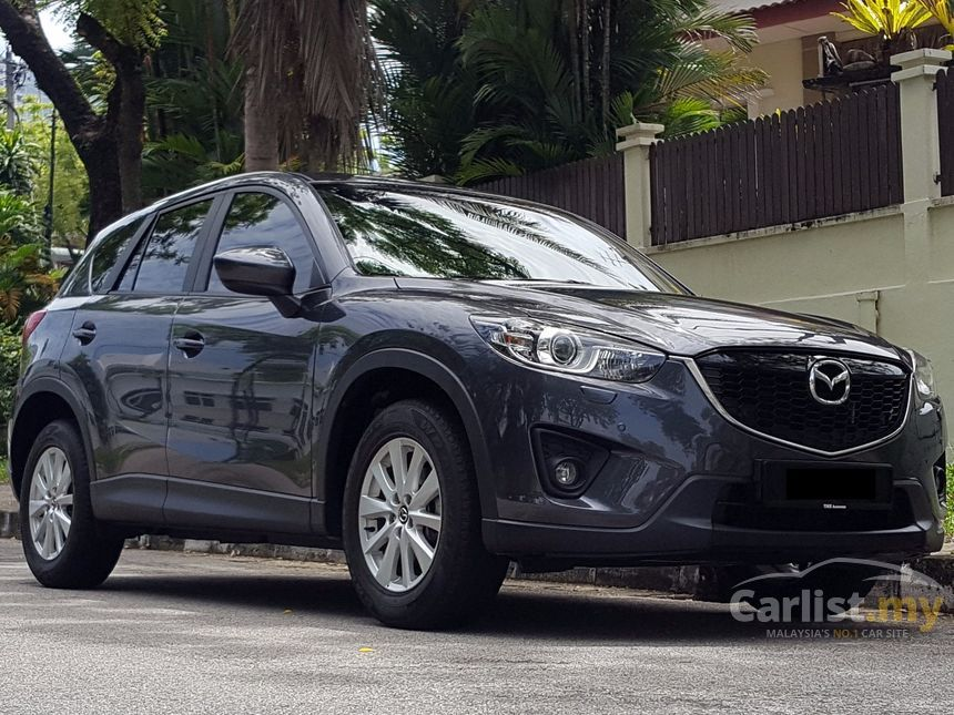 mazda cx 5 2014 skyactiv g high spec 2 0 in penang automatic suv grey for rm 103 800 3634131. Black Bedroom Furniture Sets. Home Design Ideas