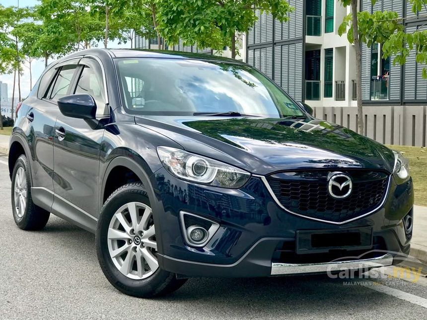 mazda cx 5 2014 skyactiv g 2 5 in penang automatic suv blue for rm 113 800 3734928. Black Bedroom Furniture Sets. Home Design Ideas