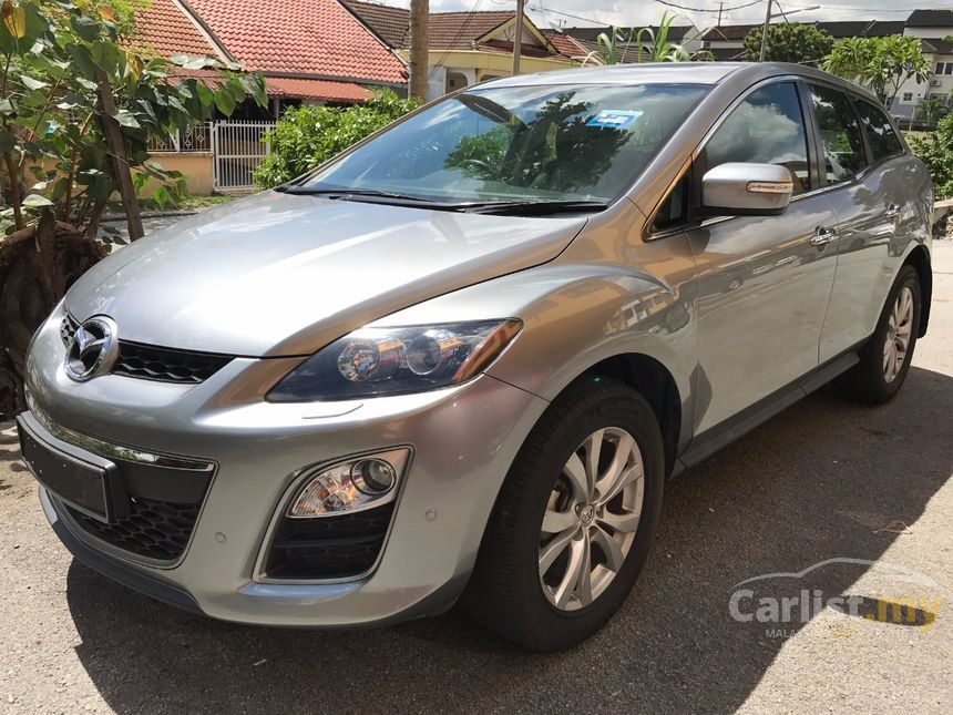 Mazda Cx In Kuala Lumpur Automatic Suv Grey For Rm