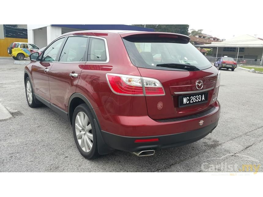 mazda cx 9 2010 3 7 in selangor automatic suv maroon for rm 126 000 2497627. Black Bedroom Furniture Sets. Home Design Ideas