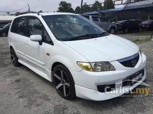 2003 MAZDA PREMACY 2.0(A) MPV (SUNROOF) * LOW MILEAGE * ENGINE SMOOTH * SUSPENSION NICE * GEARBOX GOOD * PLEASE CALL US NOW *