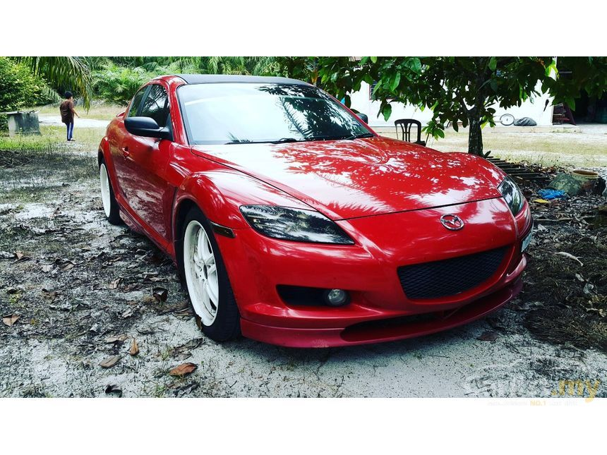 mazda rx 8 2004 1 3 in johor automatic coupe red for rm. Black Bedroom Furniture Sets. Home Design Ideas