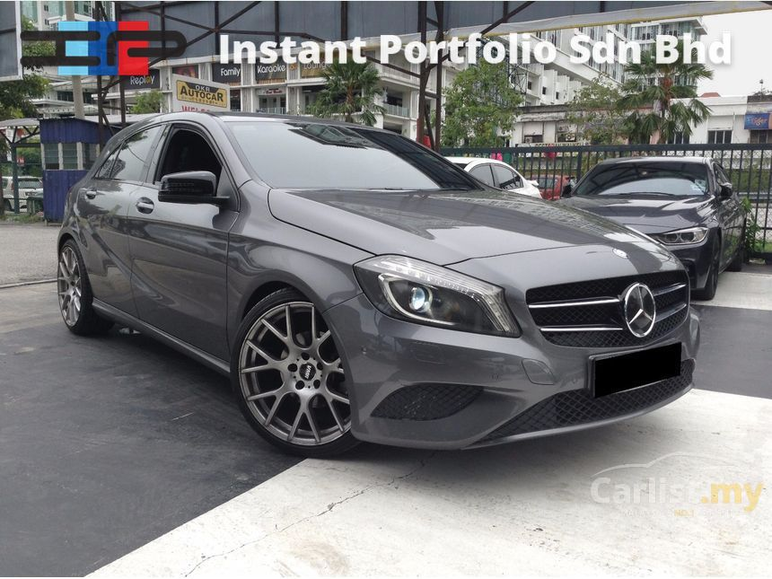 mercedes benz a200 2014 1 6 in kuala lumpur automatic hatchback grey for rm 139 800 3574160. Black Bedroom Furniture Sets. Home Design Ideas