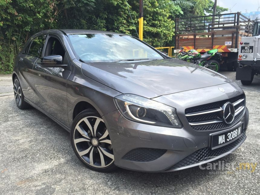 Mercedes benz a200 2014 1 6 in selangor automatic for Mercedes benz car payment