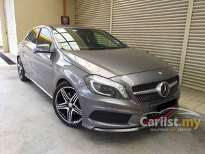 2014/2015 Mercedes-Benz A250 2.0 (A) AMG Sport A45 FULL SERVICE RECORD CYCLE & CARRIAGE