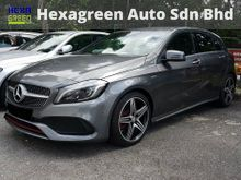 2015 Mercedes-Benz A250 Sport Facelift-5 Years Warranty-Super Low Mileage