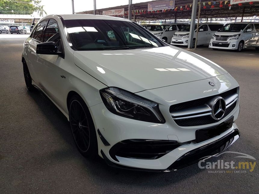 Mercedes benz a45 amg 2015 4matic 2 0 in melaka automatic for North houston mercedes benz dealer