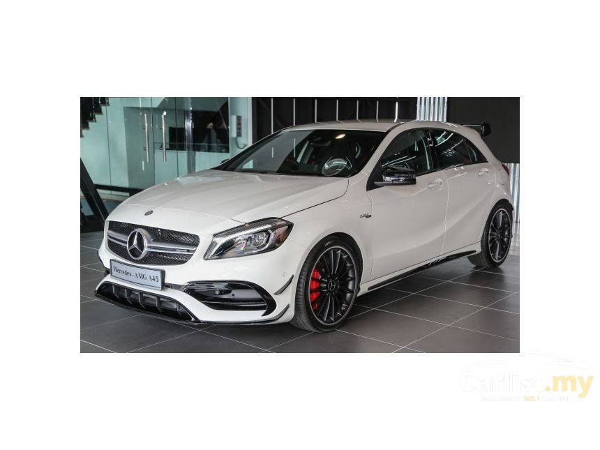 Mercedes benz a45 amg 2015 4matic 2 0 in penang automatic for Mercedes benz demo cars