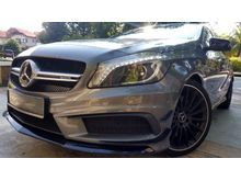 Mercedes-Benz A45 AMG 2.0 4MATIC Hatchback under Warranty 2019 by Cycle Carriage Tahun Dibuat 2015
