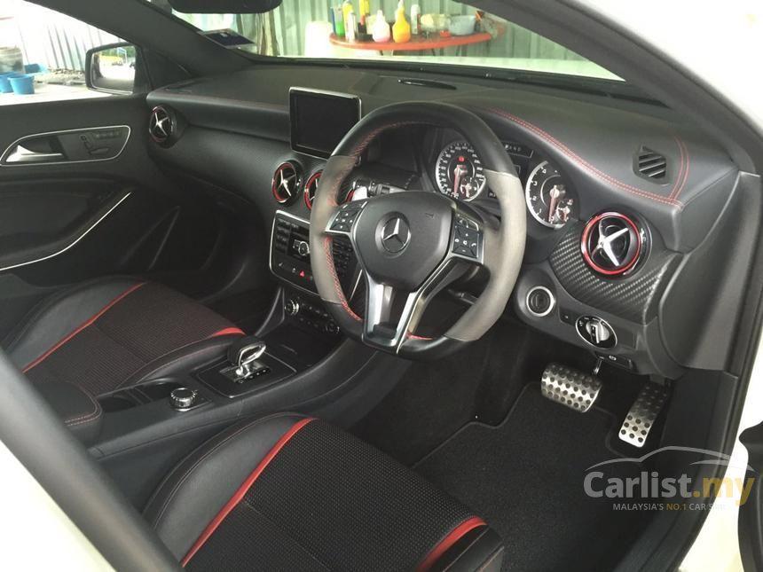2015 Mercedes-Benz A45 AMG 4MATIC Hatchback