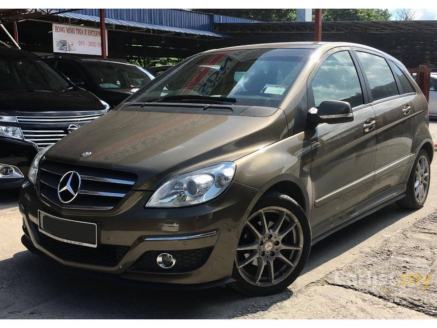 mercedes benz b180 2012 1 8 in selangor automatic On mercedes benz b180