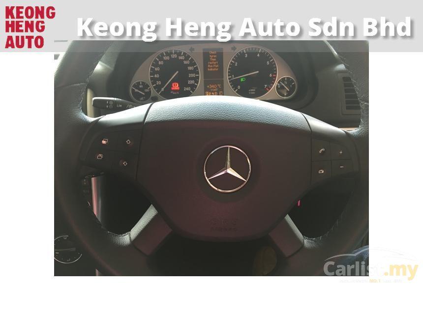 2011 Mercedes-Benz B180 Hatchback