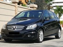 2009 MERCEDES-BENZ  B180 i (A) W245 LOCAL NEW FACELIFT HIGH SPEC HACTBACK