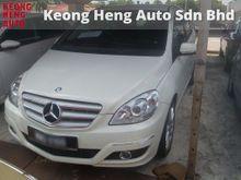 2011 Mercedes-Benz B180 1.7  (a)
