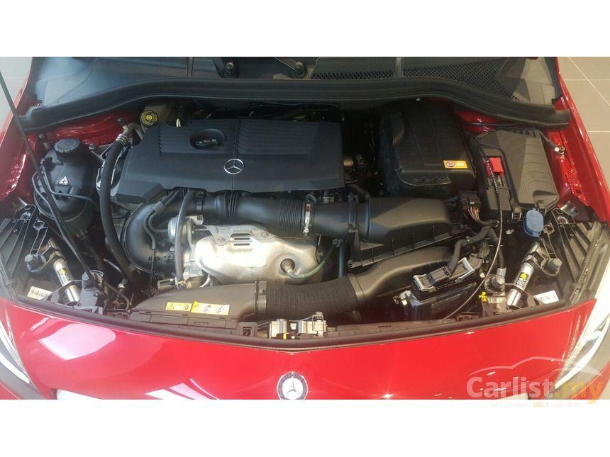 2014 Mercedes-Benz B200 Sport Tourer Hatchback