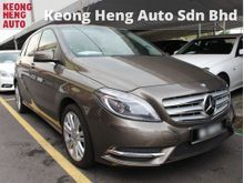 2014 Mercedes-Benz B200 1.6 (A) (TRUE YR 14) 47,000km Like Brand New Car Condition. Accident Free. 1 Careful Owner. CALL ME NOW FOR SPECIAL DISCOUNT