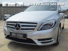 2013 Mercedes-Benz B200 1.6 (A) Mileage 38k Still Under Warranty